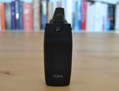 Vaporisateur portable Boundless Tera : Test et Avis