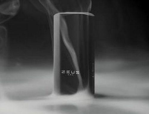 Vaporisateur portable Zeus Arc – Arc GT : Test et Avis
