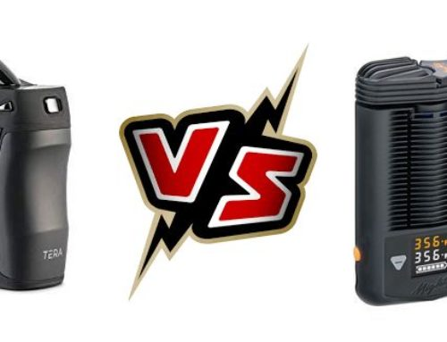 Mighty VS Boundless Tera Vaporisateur Comparaison