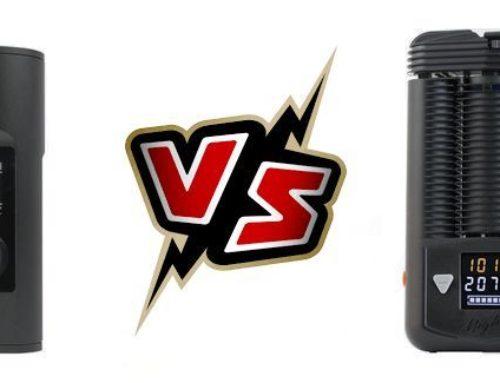Mighty VS Arizer Solo 2 Vaporisateur Comparaison