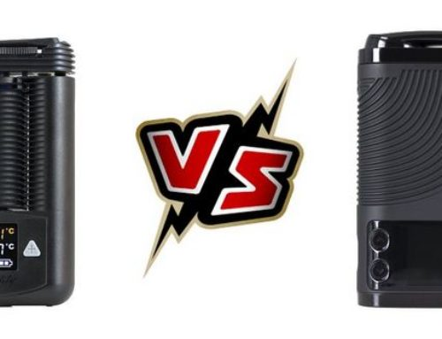 Mighty VS Boundless CFX Vaporisateur Comparaison