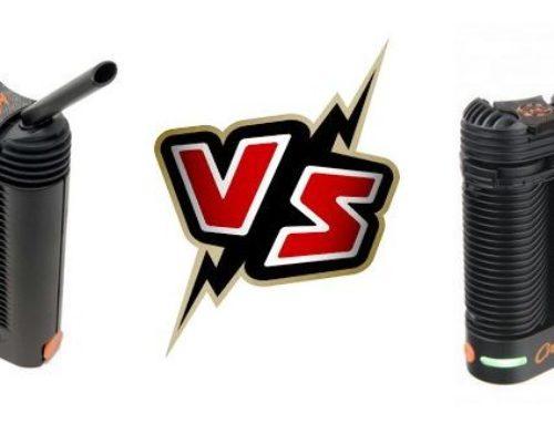 Crafty VS Crafty+ Vaporisateur Comparaison